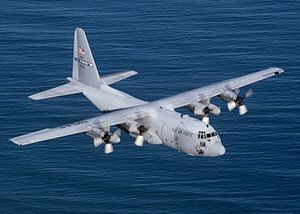 Picture of Hercules C-130 Aircraft