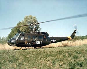Picture of Iroquois Hh/uh-1 Helicopter