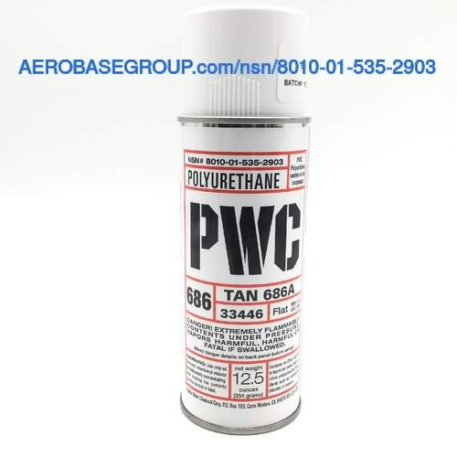 Picture of part number PWC686 CASE/12