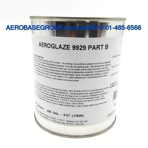 Picture of part number AEROGLAZE 9929B QUART