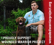 ABG supports the wounded warrier project